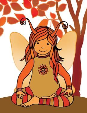 Un prospectus pour des cours de yoga pour enfant qui traîne à la maison, une fillette un peu timide qui n'ose pas s'inscrire, une maman à tête chercheuse sur le net ... et voilà un petit catalogue de photos de positions de yoga par et pour enfant, disponible pour des sessions de yoga maman-enfant à la maison !